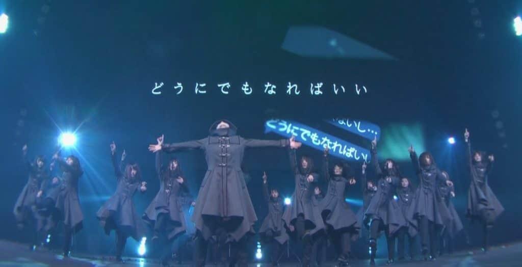 欅坂46】演劇的なパフォーマンス!人気カップリング曲『避雷針