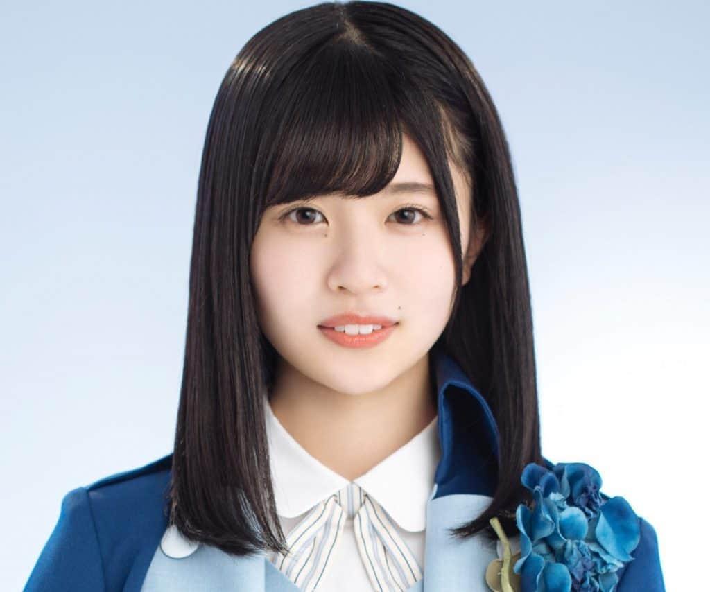髪のアクセサリーが素敵な松田好花さん