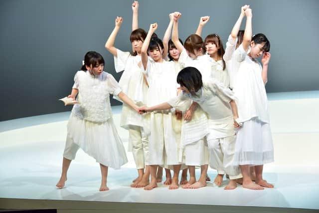 けやき坂: けやき坂46 初舞台「あゆみ」開幕!メディア向け公開ゲネプロ