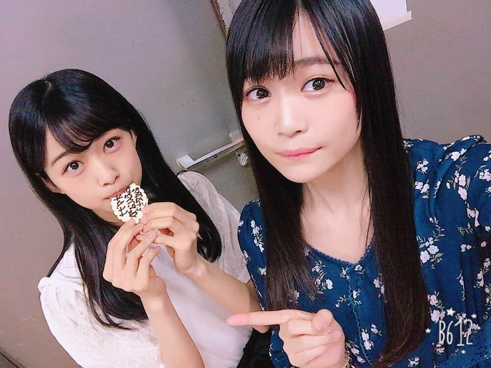 本日5/7は欅坂46石森虹花22歳、原田葵19歳のお誕生日!